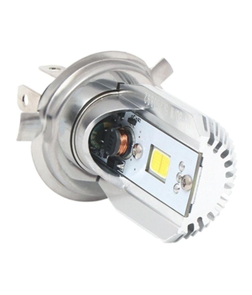 Speedwav Bike H4 High Power Led Headlight Bulb For Bajaj