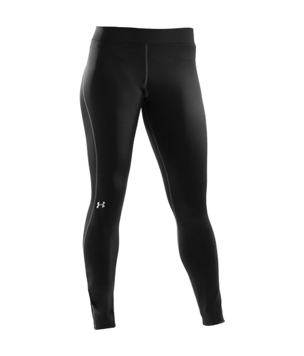 Under Armour Under Armour Black Womens Authentic Cold Gear Compression Pants