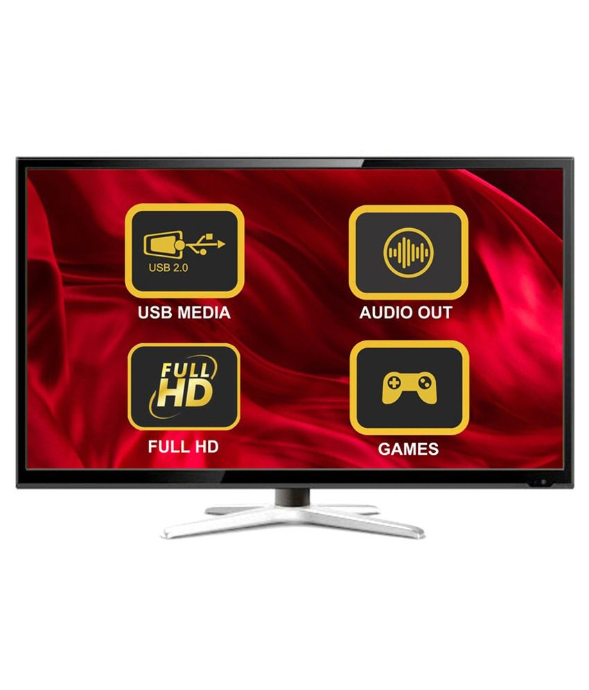 Elegant Eletv-42 101 Cm (40 ) Full Hd Led Television