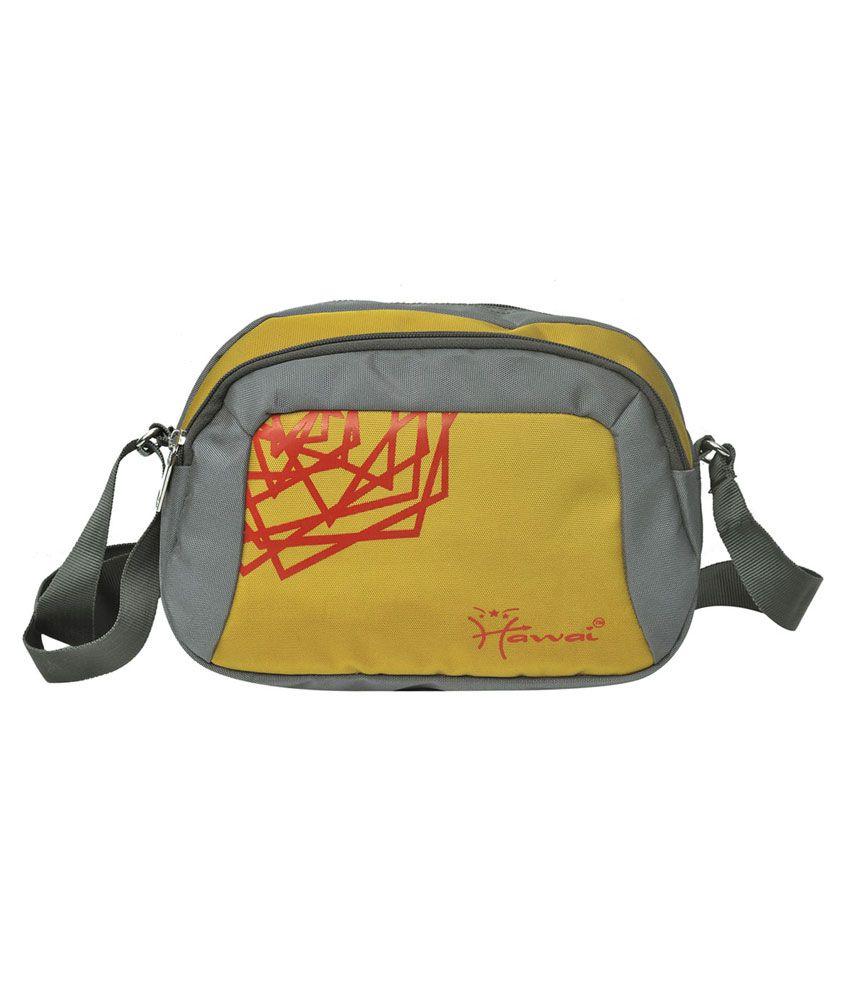 Hawai Gray Sling Bag