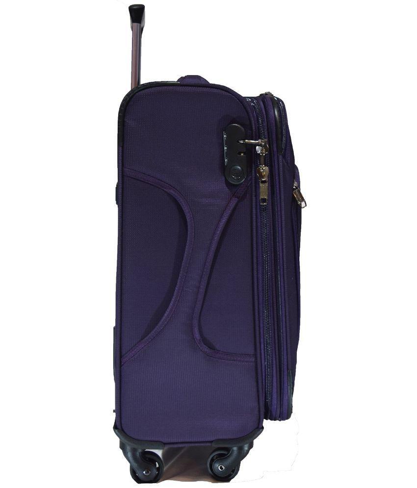 180f4dd11c4f Polo House USA Purple Travel Bag - Buy Polo House USA Purple Travel ...