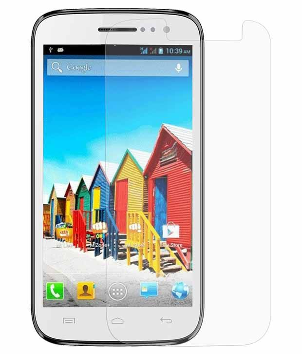 Sarthak Tempered Glass For Micromax Canvas Win W121