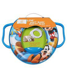Ole Baby Multicolor Potty Training Seat With Handles