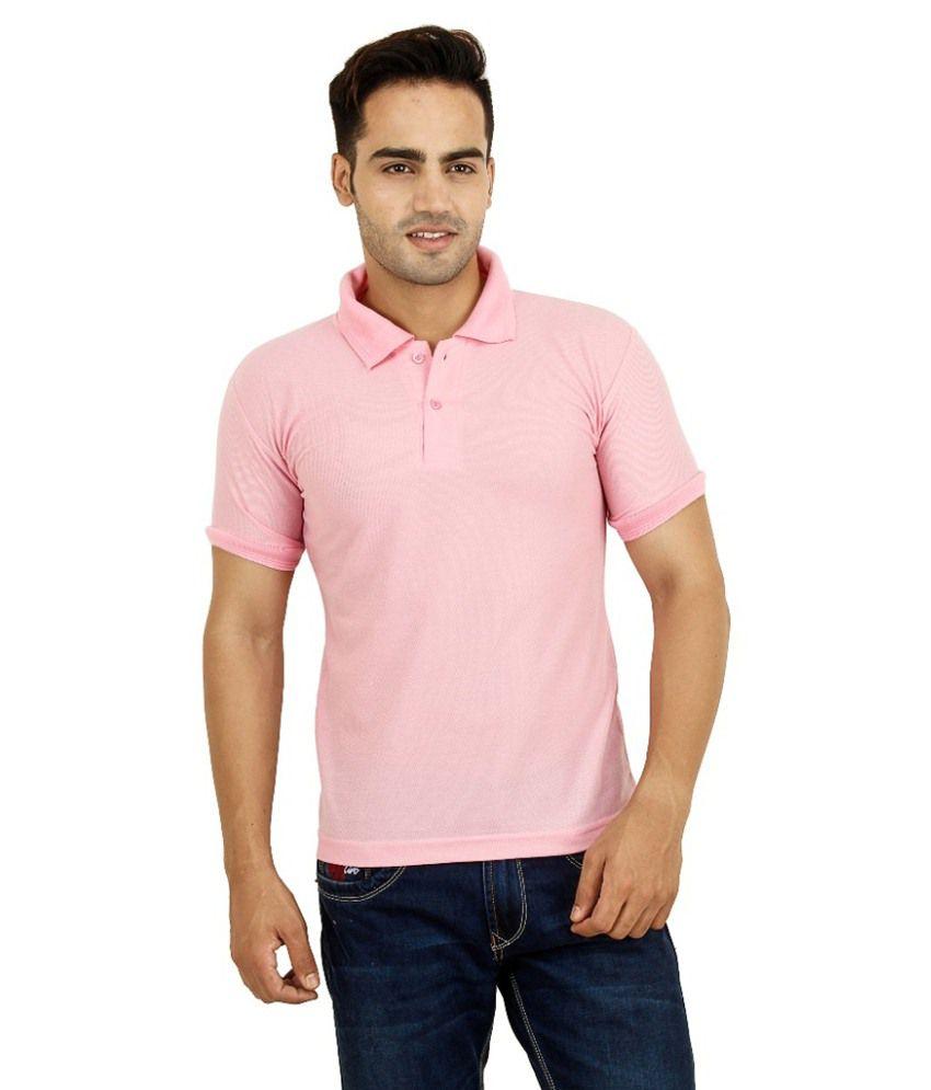 MG Pink Cotton T-shirt