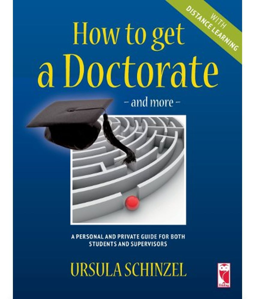 A doctorate