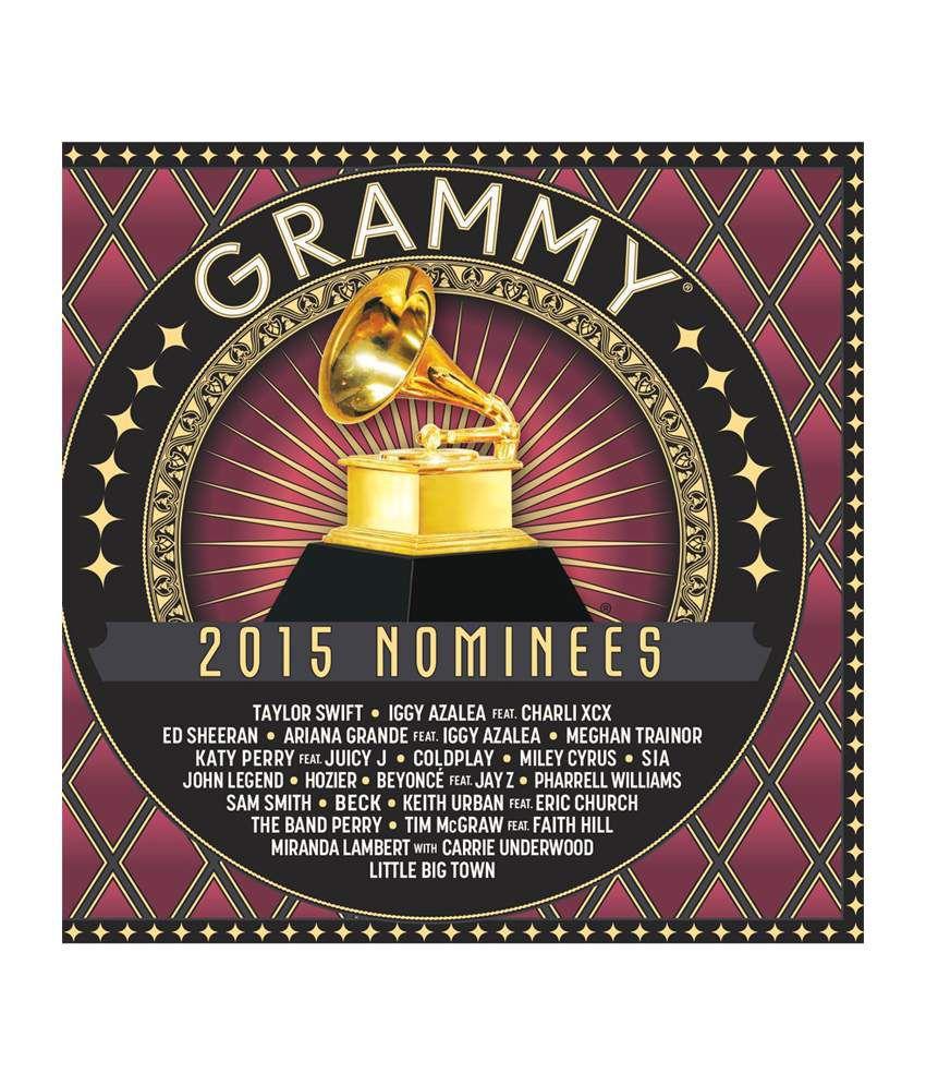 2015 GRAMMY Nominees (Audio CD): Buy Online at Best Price ...