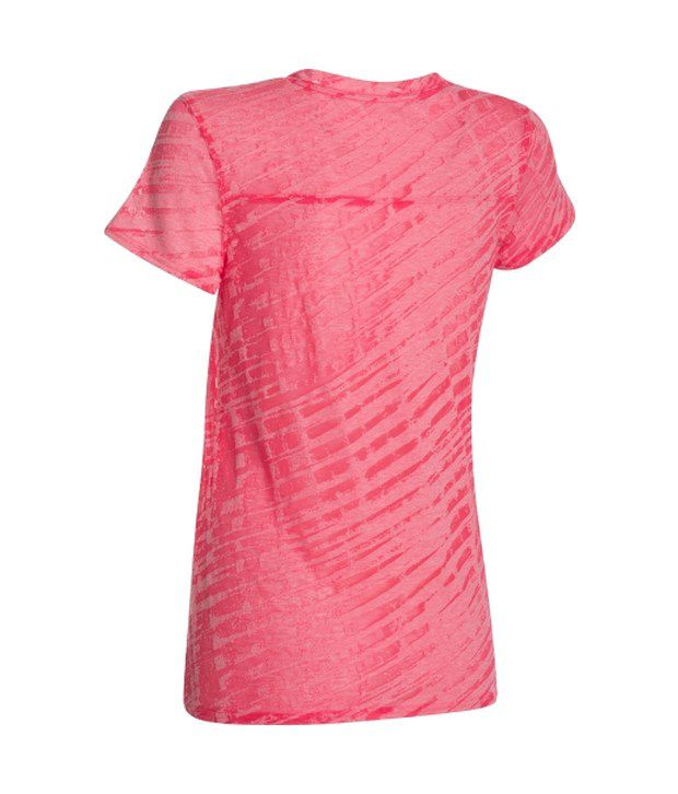 Under Armour Under Armour Women's Charged Cotton Tri-blend Novelty Standout T-shirt, Afterglow