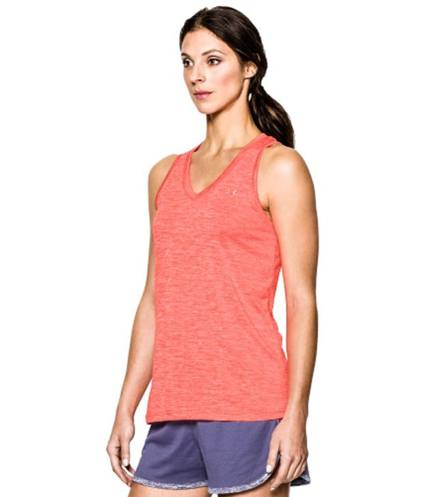 Under Armour Under Armour Women's Twisted Tech Tank Top, After Burn/msv