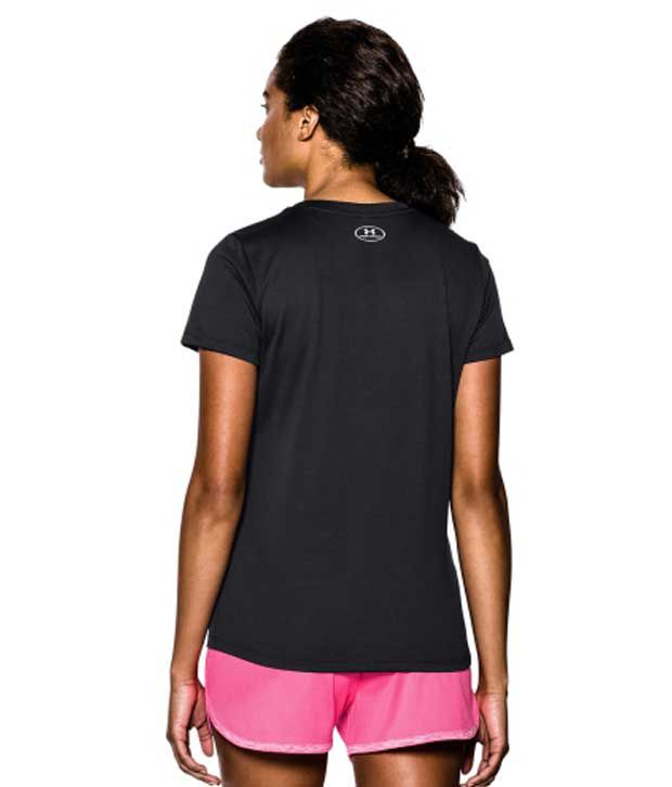 Under Armour Under Armour Women's Tech V-neck Short Sleeve Shirt, X-ray