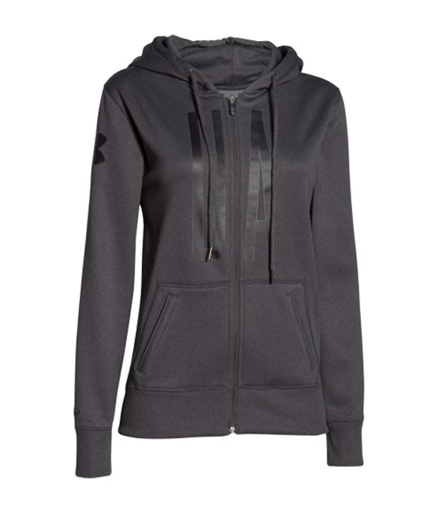 Under Armour Under Armour Women's Storm Armour Fleece Full Zip Graphic Hoodie, Baptista/cloud Gray