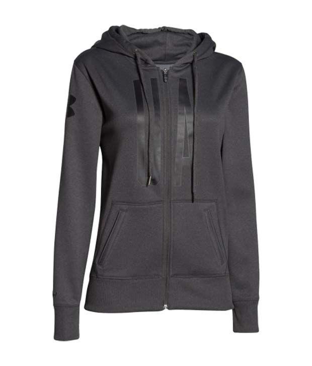 Under Armour Under Armour Women's Storm Armour Fleece Full Zip Graphic Hoodie, Jazz Blue/europa Purple