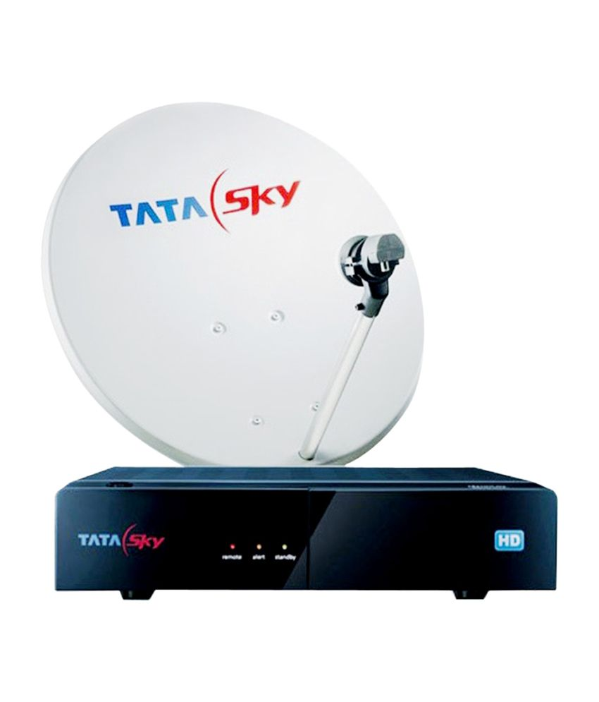Buy Tata Sky Hd Connection With 1 Month Ultra Hd Pack Free Online At