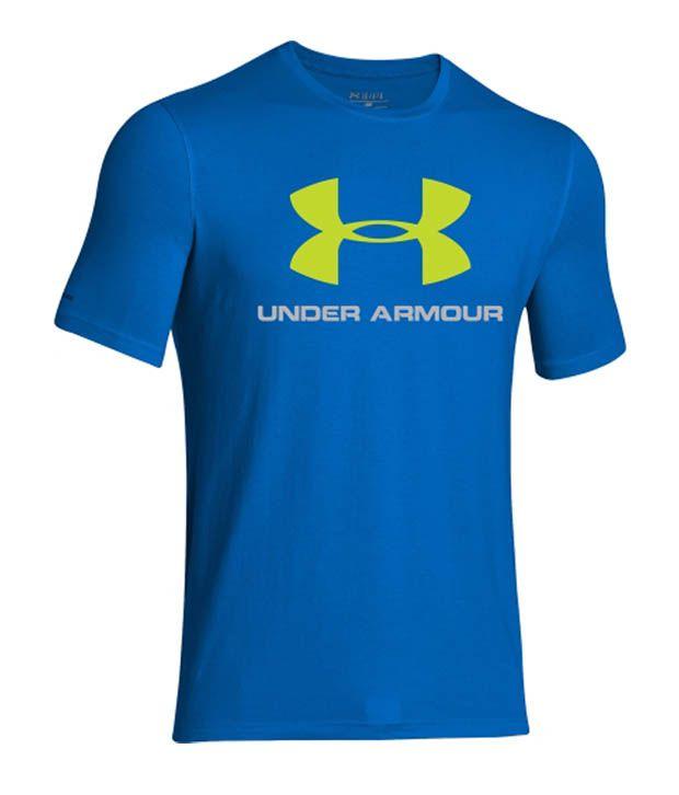 Under Armour Men's Sportstyle Logo Graphic T-Shirt, Tgh/Black