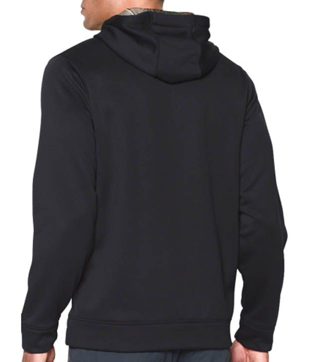 Under Armour Men's Storm Caliber Fleece Hoodie Maverick Brown
