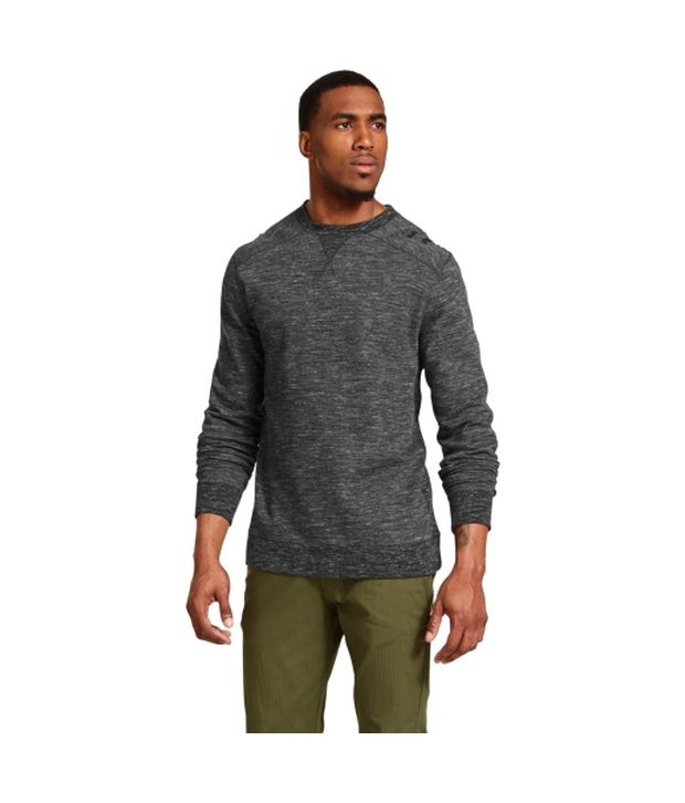 Under Armour Men's Storm C1N Signature Crewneck Sweatshirt Black/Black
