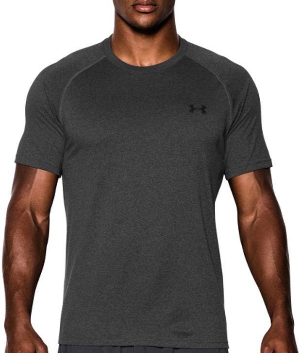 Under Armour Men's Tech II T-Shirt, Black
