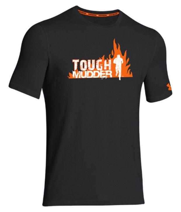 Under Armour Men's Tough Mudder Logo Graphic T-Shirt, Black
