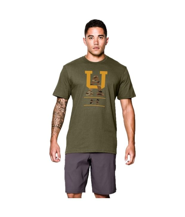 Under Armour Under Armour Men's Go To Graphic T-shirt, Sapphire Lake/deceit
