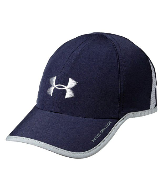 Under Armour Under Armour Men's Armourlight Shadow Adjustable Hat, Black/hvy