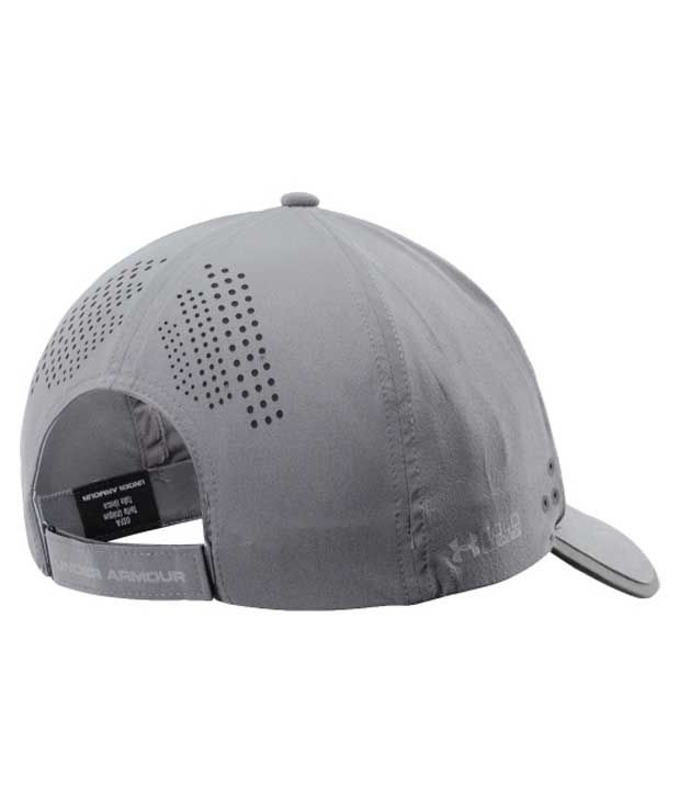 Under Armour Under Armour Men's Ultimate Run Hat, Graphite