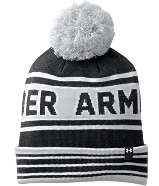 Under Armour Under Armour Men's Retro Pom Beanie, Volcano/anthracite