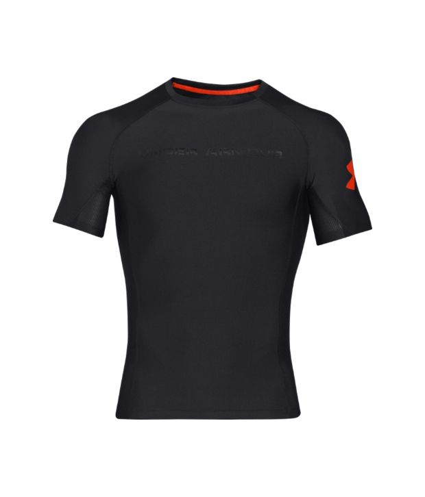 Under Armour Under Armour Men's Combine Training Compression Short Sleeve Shirt, Steel/graphite/graphite