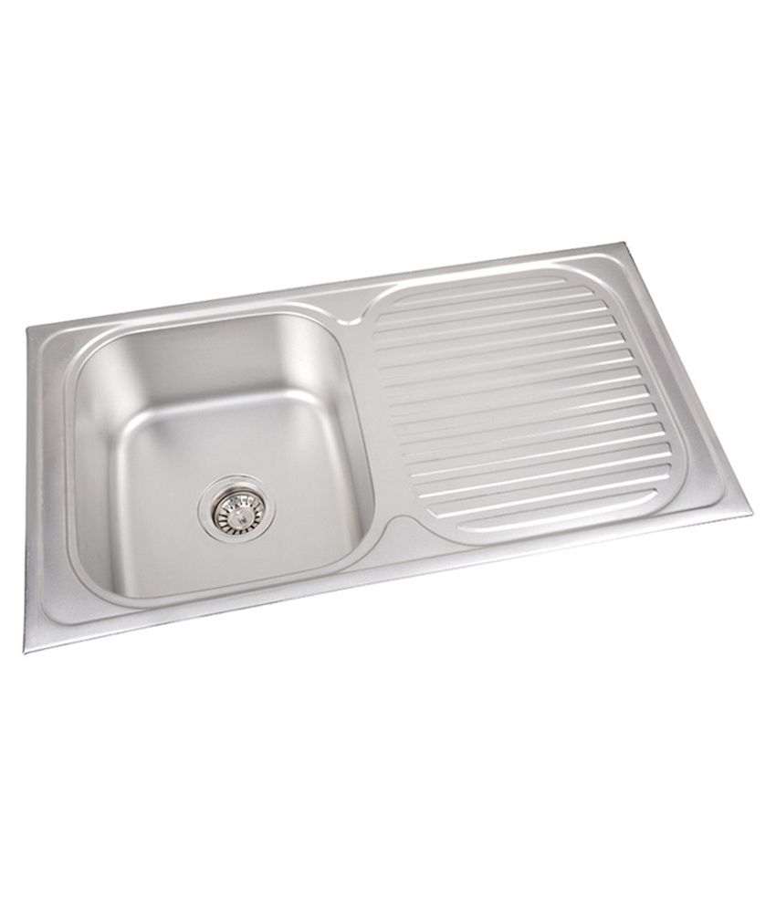 Noway Stainless Steel Single Bowl Basin With