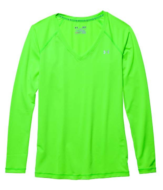 Under Armour Under Armour Women's Heatgear Armour Long Sleeve Shirt, Veneer