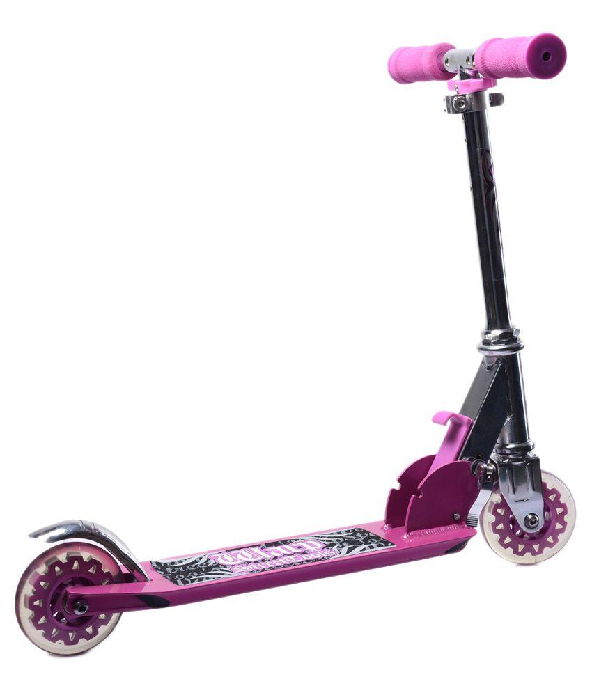Warp Black Scooter - Buy Warp Black Scooter Online at Low Price