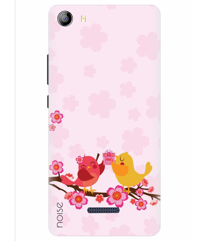 official photos 3bc29 32566 Micromax Canvas 5 E481 Printed Back Covers by Noise - Multicolor