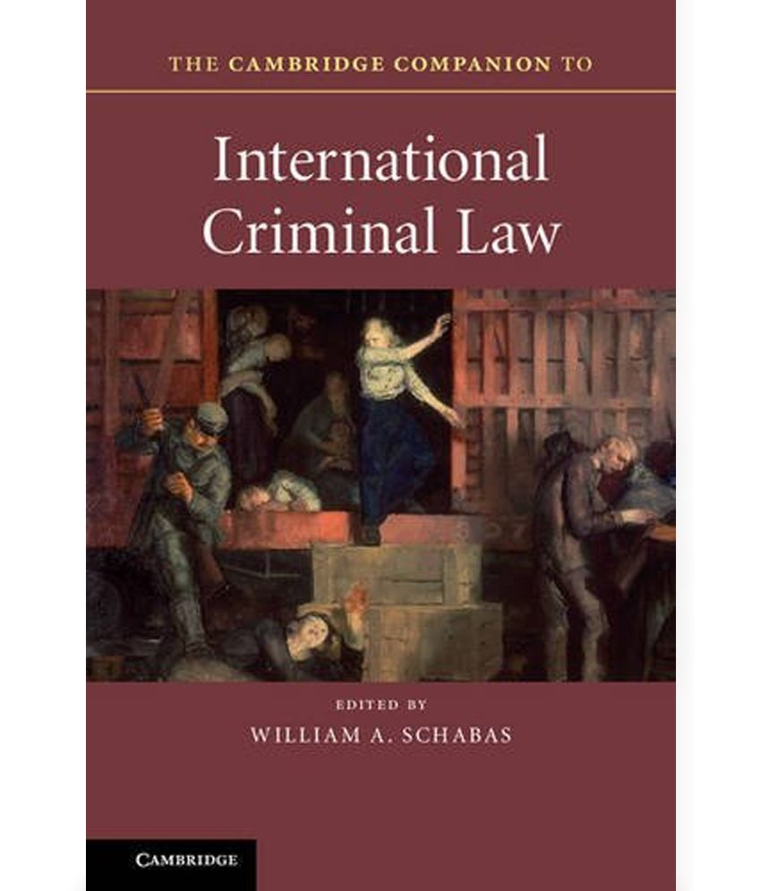 the value of the international criminal Terrorism: an international crime 1 the article will conclude with a review of the current state of international criminal law the value of deterrence.