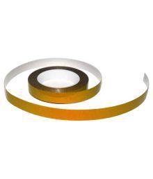Speedwav Vinyl Car Reflective Stylish Detailing Tape For Honda City Type 5-golden