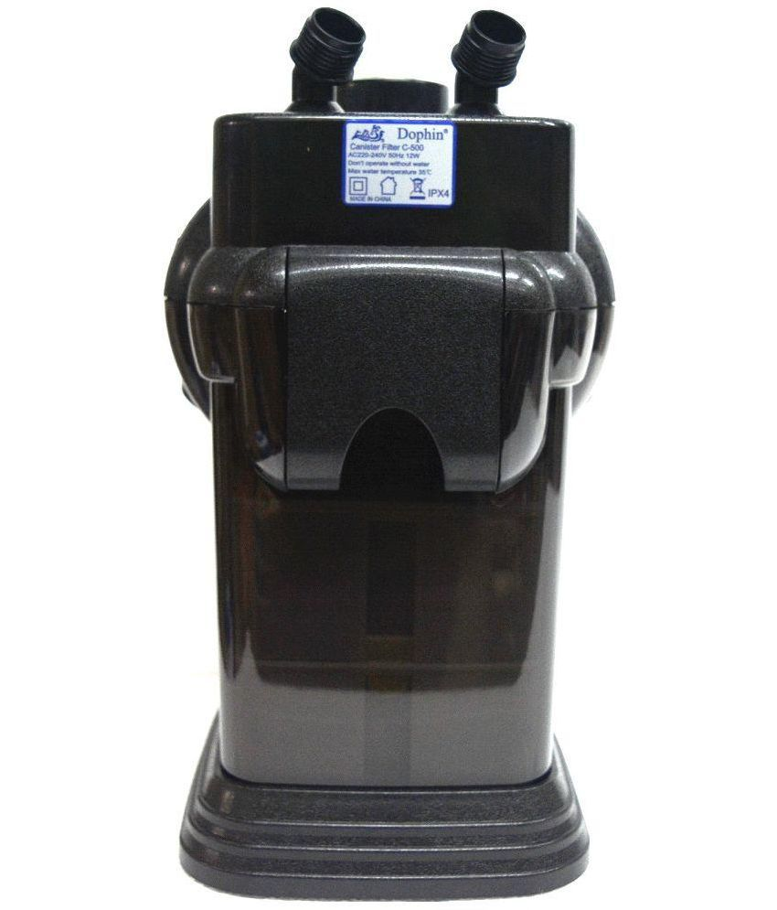 Dophin Canister Filter C 500 Compact Effcient Durable