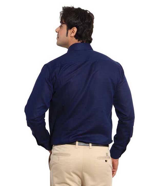 208a973316afd Men In Black Fashion Navy Formal Shirts - Pack Of 3 - Buy Men In ...