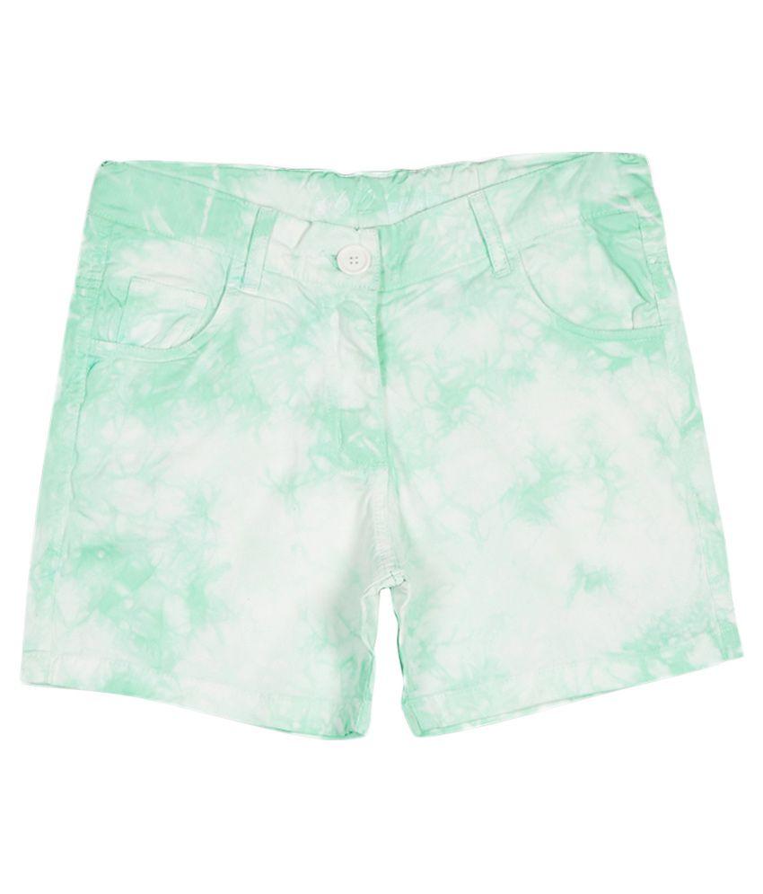 612 League Green Skirt set