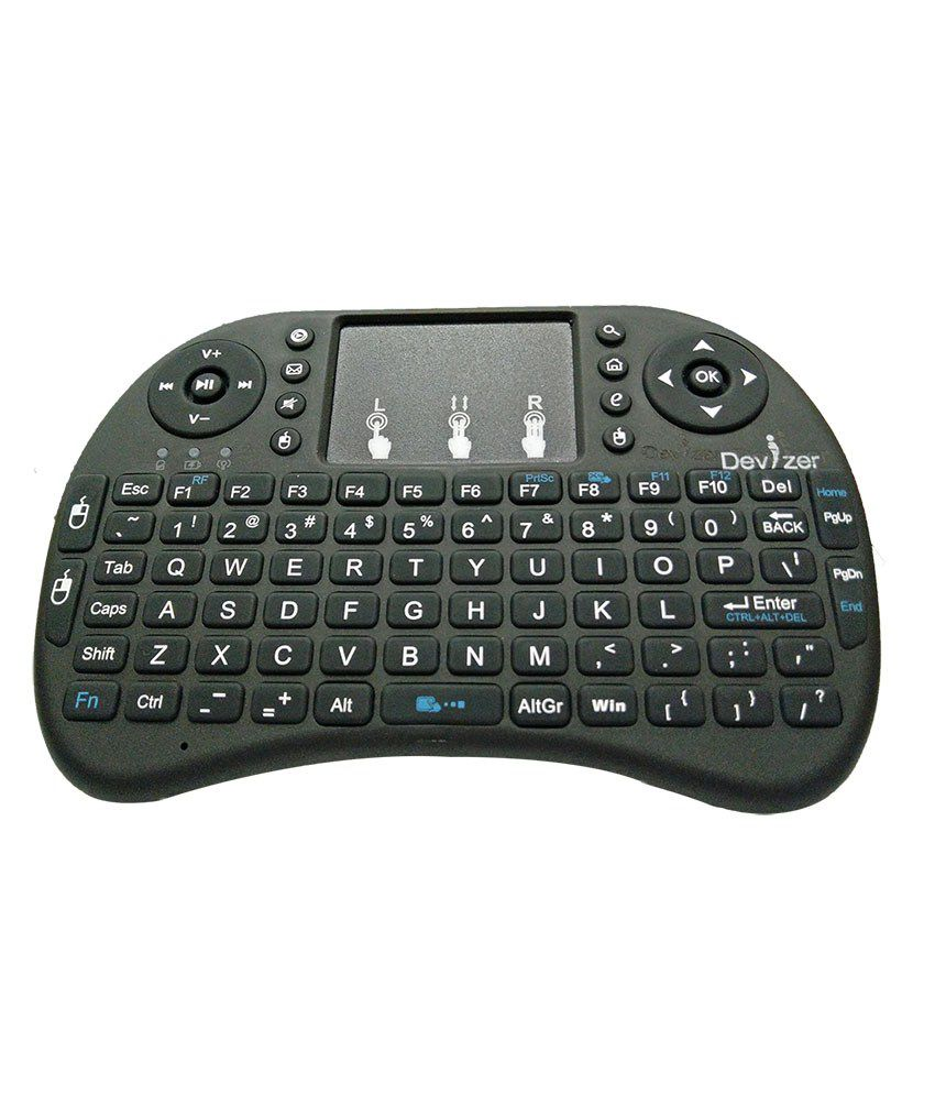 Devizer DKB131B Wireless Desktop Keyboard