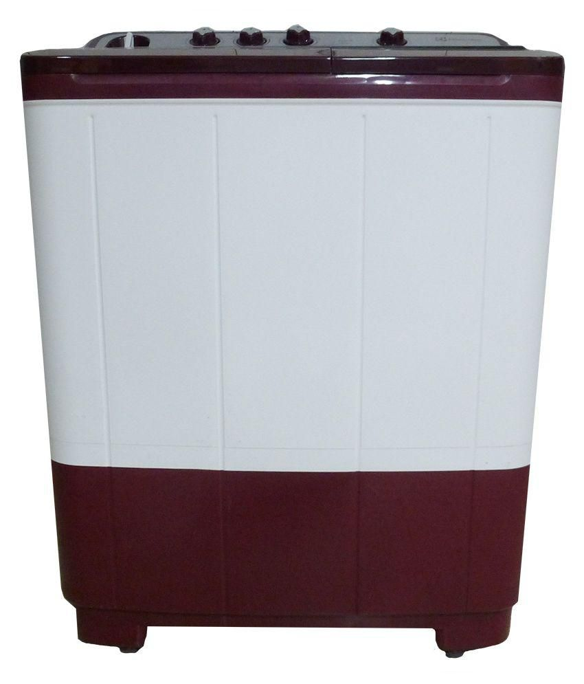 ELECTROLUX 7.3 WM ES73GPDM-FAU Semi Automatic Top Load Washing Machine DARK MAROON