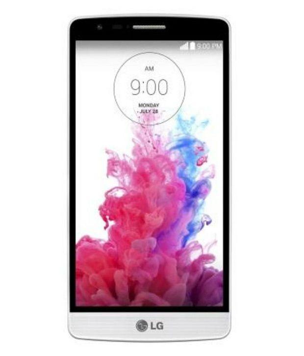 LG ( 8GB , 1 GB ) White