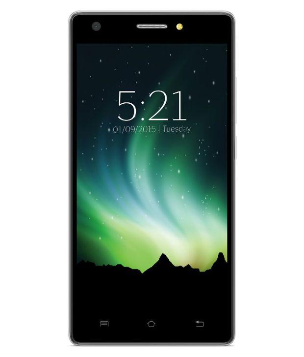 Lava ( 16GB , 2 GB ) Black
