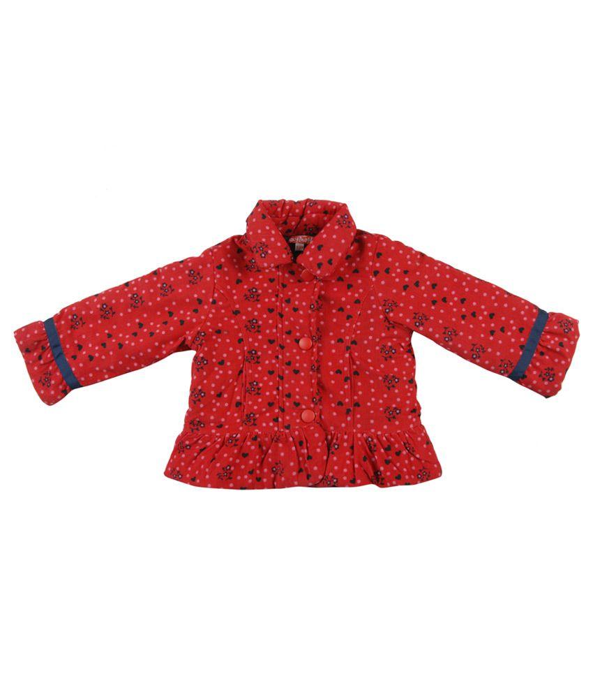 Nauti Nati Red Jacket