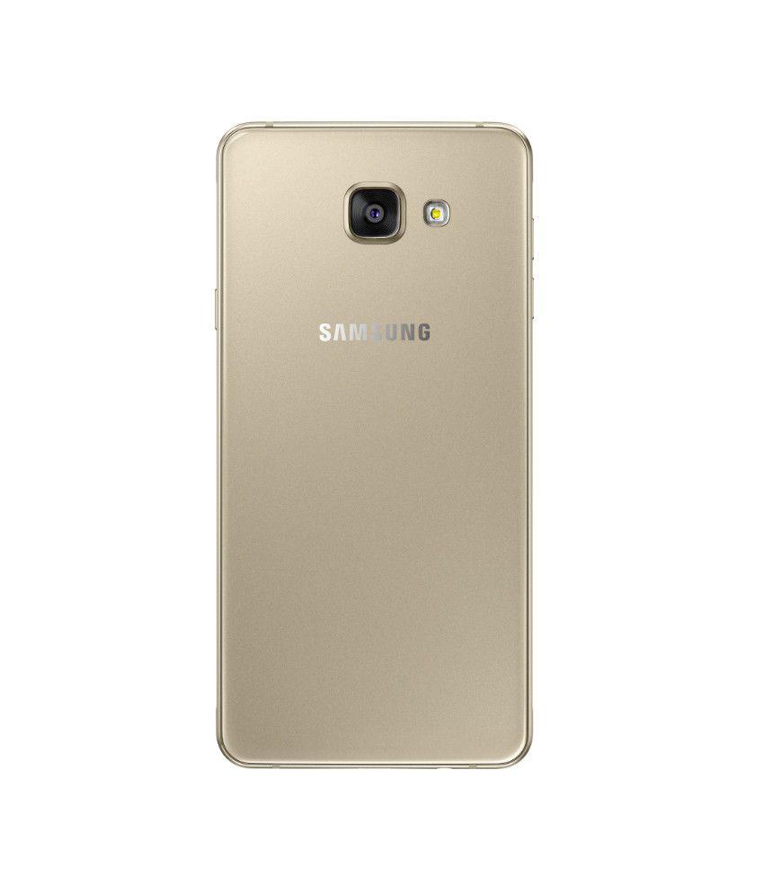 7cb5f2a7a89f Samsung A7 2016 Price in India  Buy Samsung Galaxy A7 2016 (16GB ...