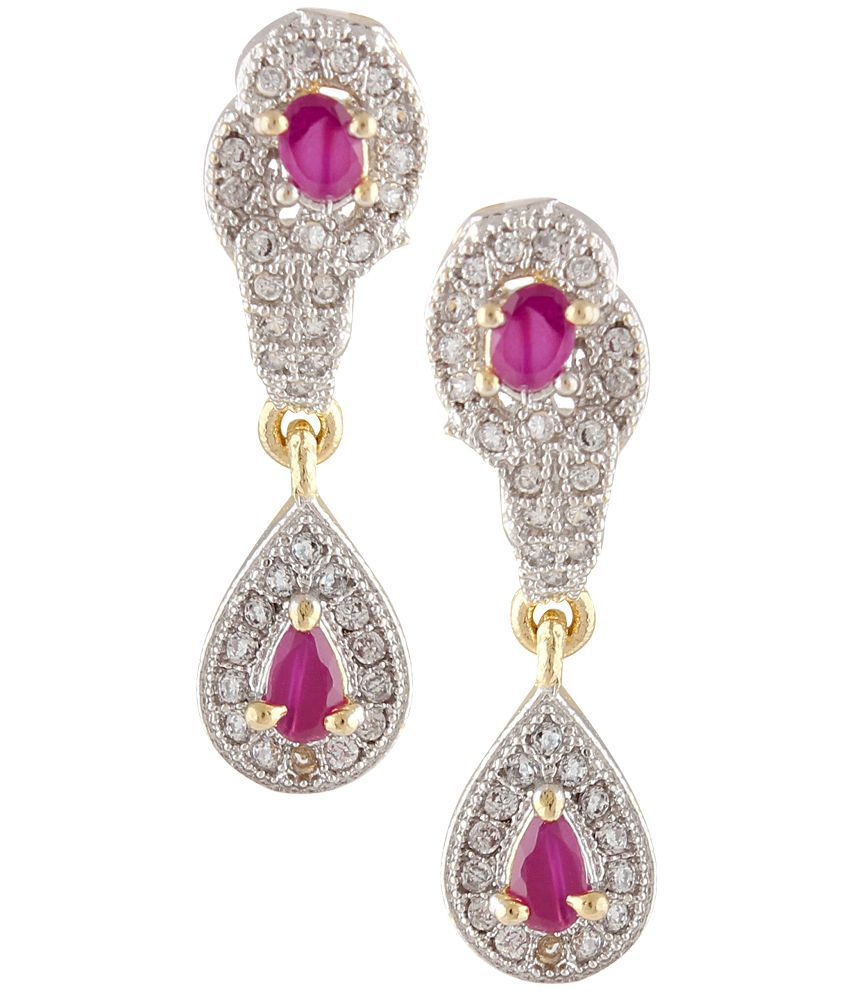 Fashionaya Pink Drops