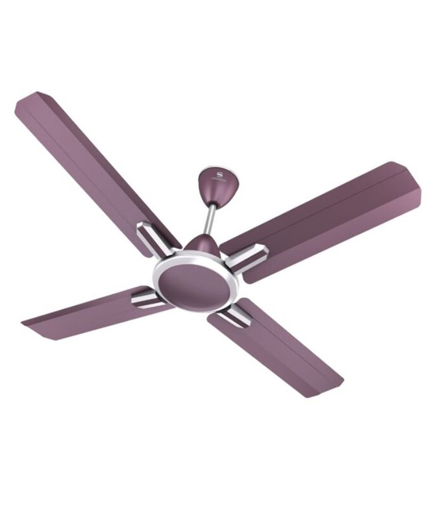 Price To Install Ceiling Fan: Havells Standard 48 Crusier4_mauve Ceiling Fan Mauve Price
