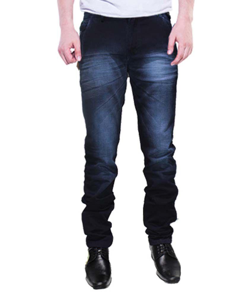 Pasand Blue Slim Fit Jeans