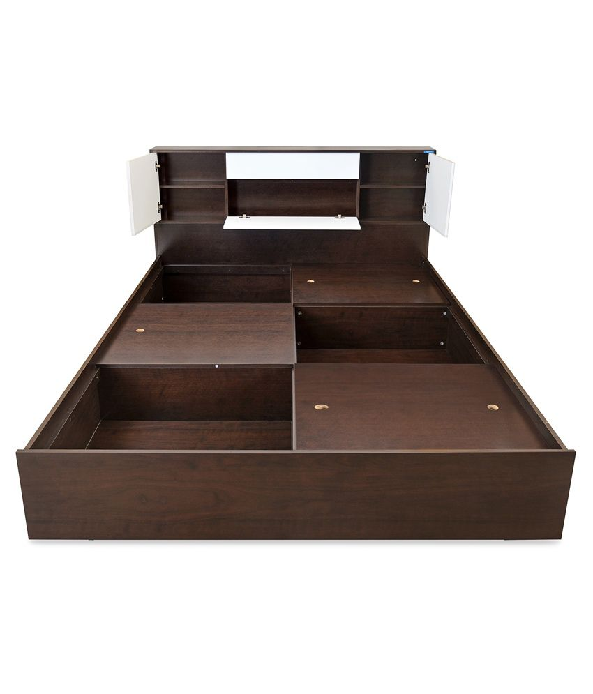 Nilkamal Bedroom Furniture Nilkamal Prince Queen Size Bed Buy Nilkamal Prince Queen Size