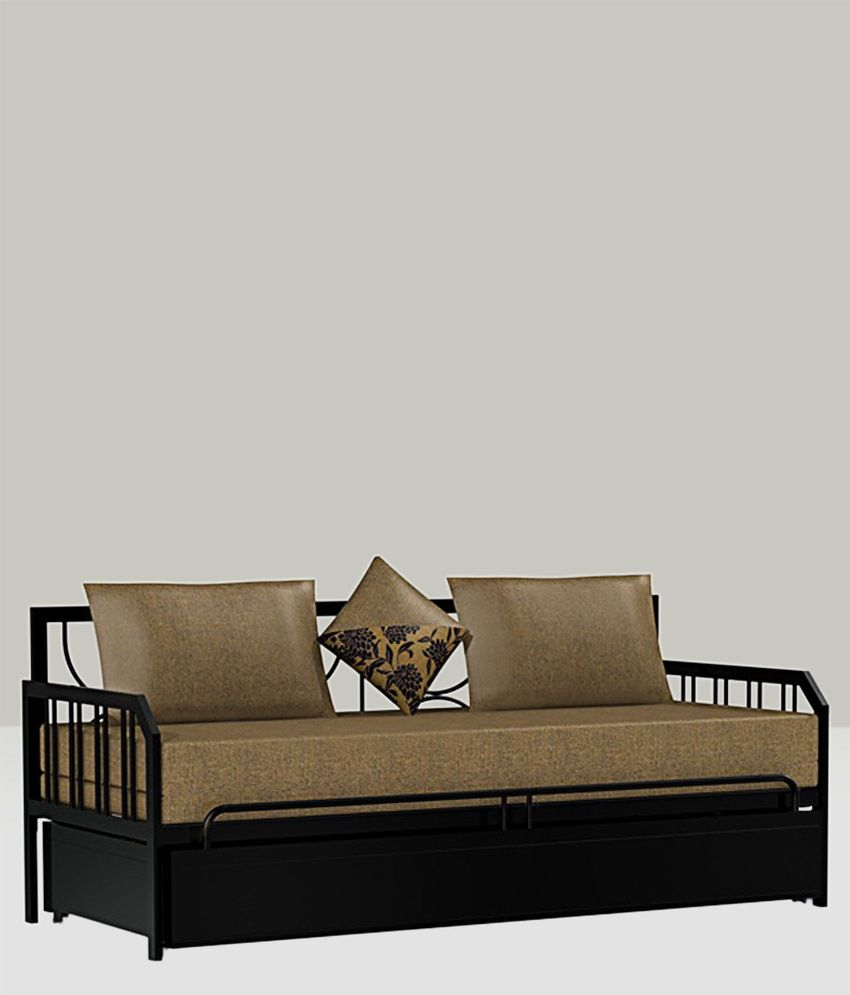 Bed furniture with price - Furniturekraft Sofa Cum Bed With Storage