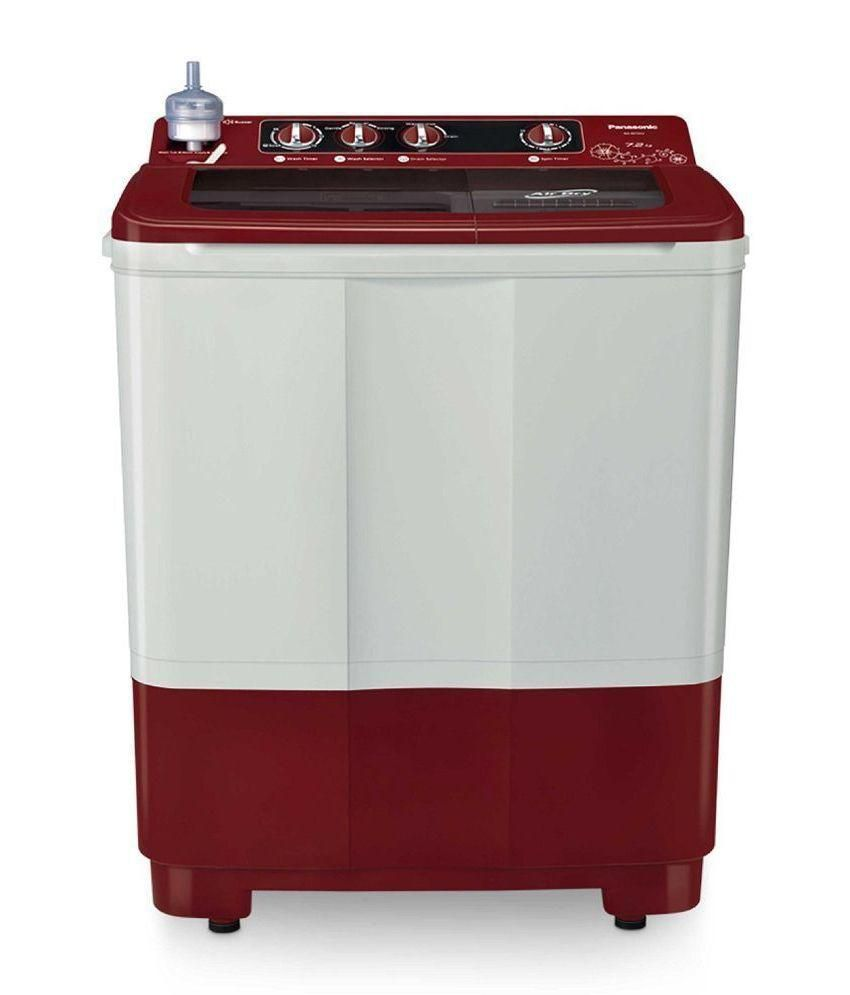 Panasonic W65B3RRB 6.5 Kg Semi Automatic Washing Machine