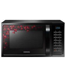 Samsung 28 LTR MC28H5025VB Convection Microwave