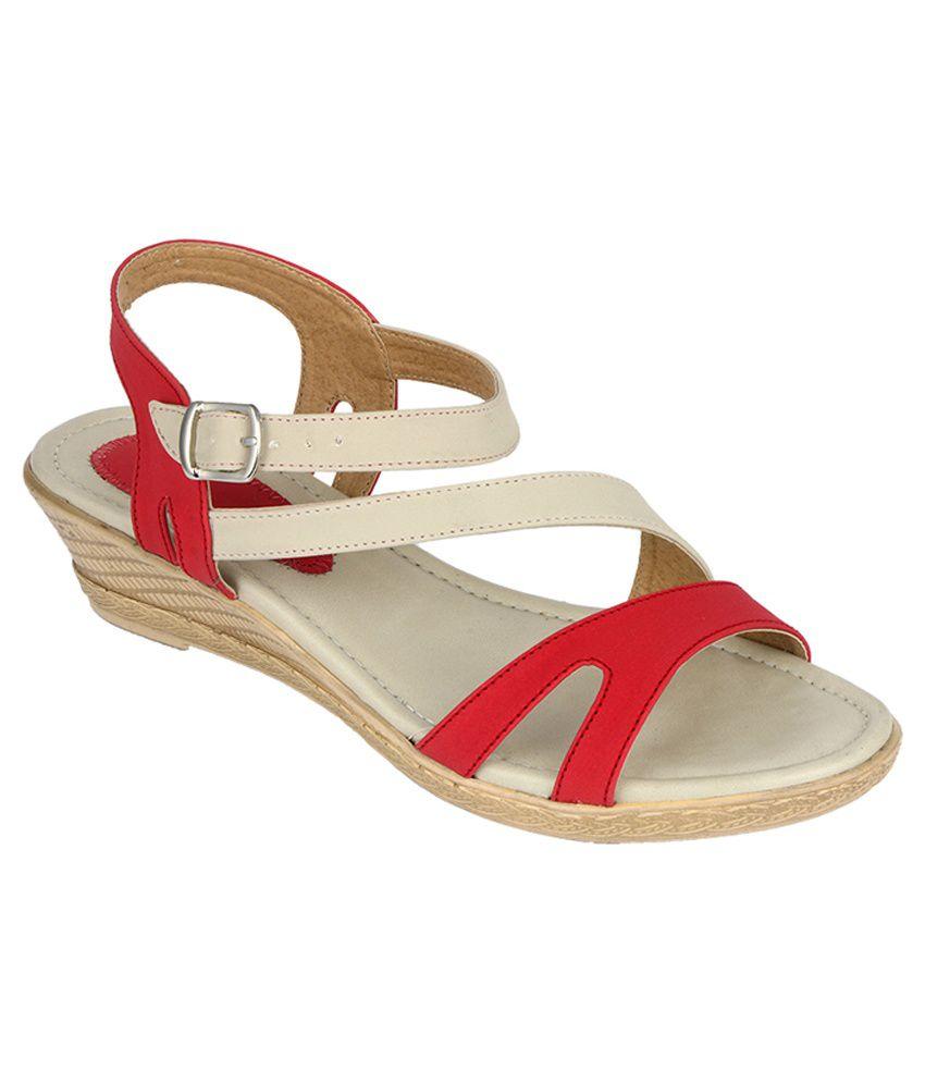 Suyash Multi Wedges Heels