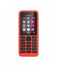 Microsoft Nokia 130 Red